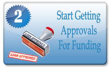 Start Getting Approvals For Funding