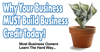 Click Here to Learn Why Your Business MUST Build Business Credit!